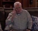Ralph Lauren Long Sleeve Shirt Worn by Stacy Keach as Joe Bu...