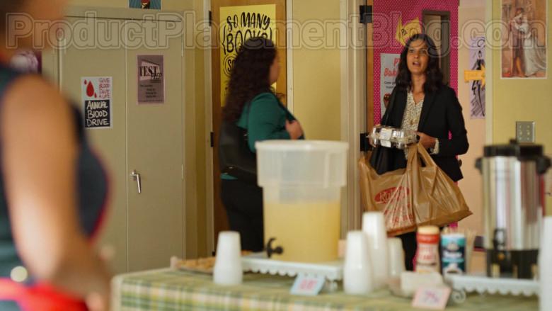 Ralphs Store Plastic Bags Held by Poorna Jagannathan as Nalini Vishwakumar