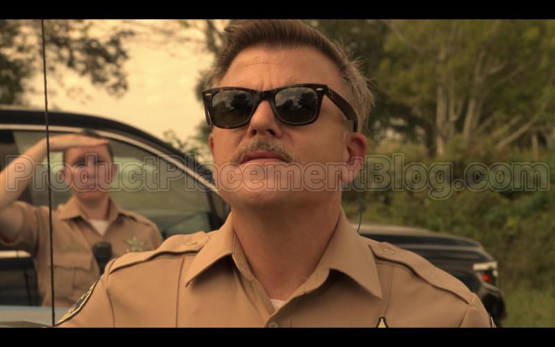 "Ray-Ban Eyewear of Cullen Moss in Outer Banks S01E10 ""Phantoms"" (2020)"