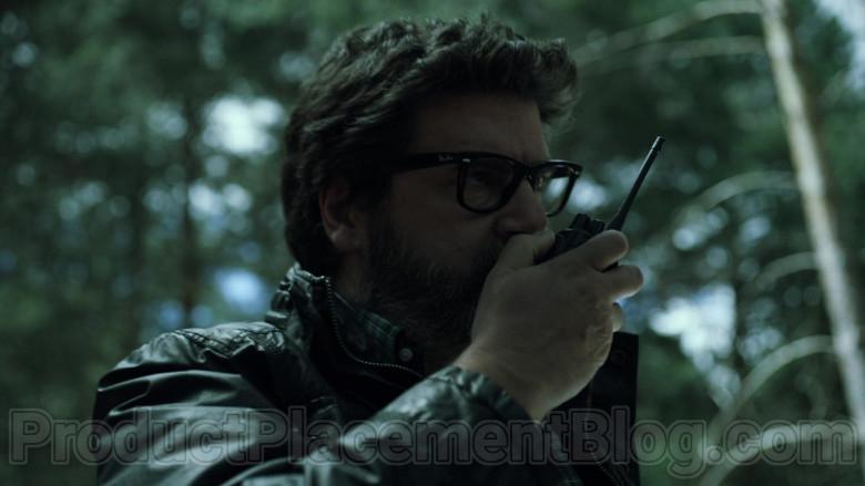 Ray-Ban Men's Eyeglasses in Money Heist S04E01 Game Over (1)