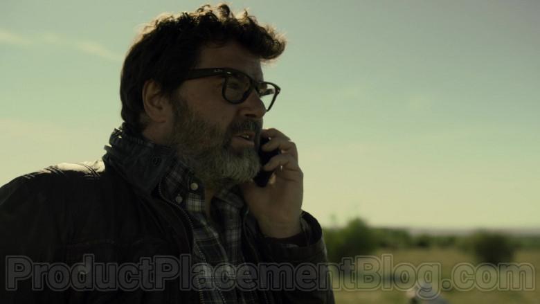 Ray-Ban Men's Eyeglasses in Money Heist S04E01 Game Over (2)