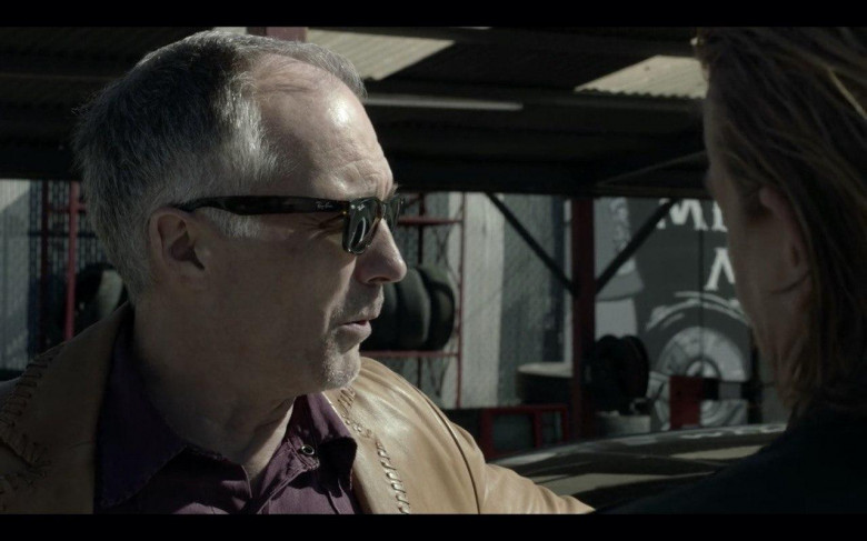 Ray-Ban Sunglasses Worn by in Sons of Anarchy S06E09 (1)