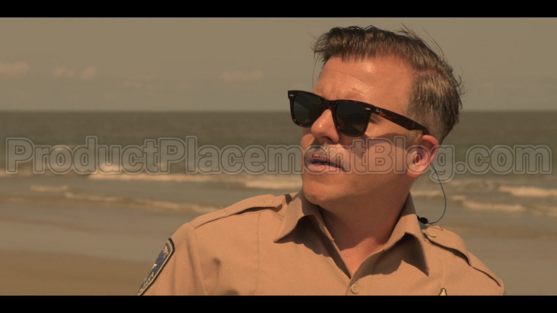 Ray-Ban Wayfarer Sunglasses Worn by Cullen Moss in Outer Banks S01E06 (1)