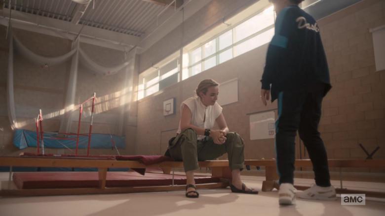 Reebok Sneakers of Harriet Walter as Dasha in Killing Eve S03E01 (2)