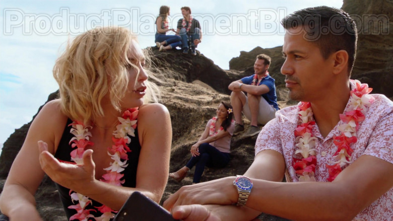 Rolex Watch of Jay Hernandez in Magnum P.I. S02E16 Farewell to Love (2020)