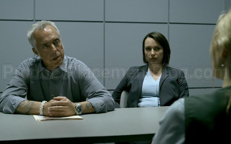 Rolex Wrist Watch Worn by Titus Welliver in Bosch S06E02 (1)
