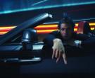 Rolls-Royce Dawn Convertible Car in Walk Em Down by NLE Choppa ft. Roddy Ricch (3)