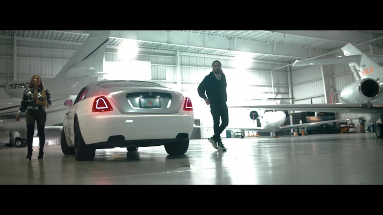 Rolls-Royce Wraith White Car in Tycoon by Future (7)