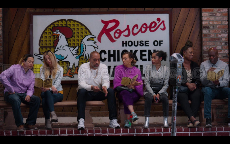 Roscoe's House of Chicken and Waffles in #blackAF S01E05 (1)