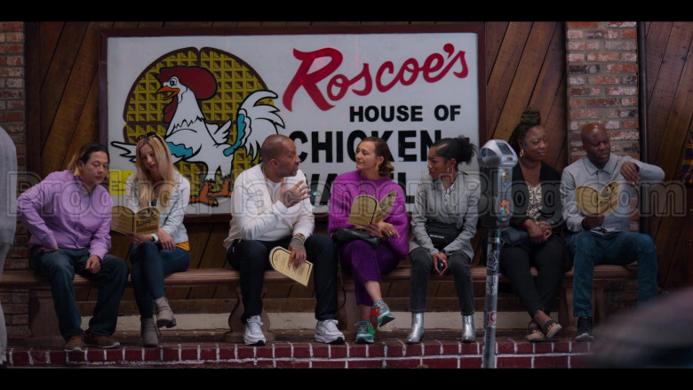 Roscoe's House of Chicken and Waffles in #blackAF S01E05 (2)