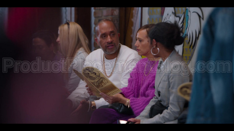 Roscoe's House of Chicken and Waffles in #blackAF S01E05 (3)