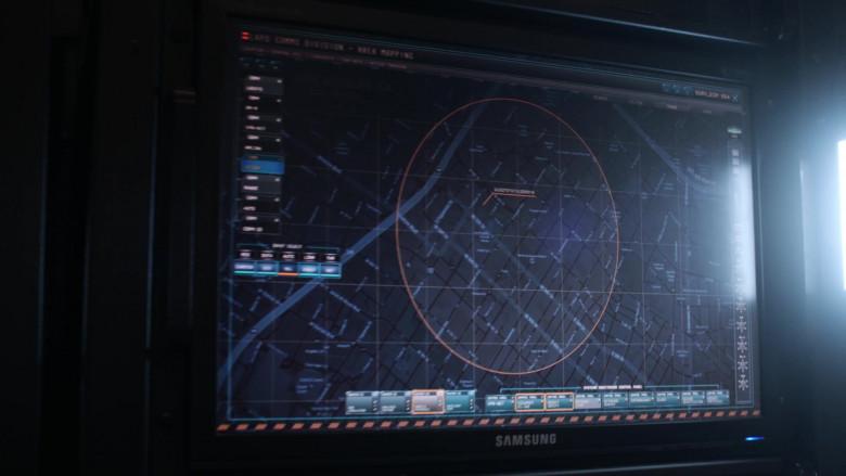 Samsung Computer Monitor in 9-1-1 S03E14 (1)