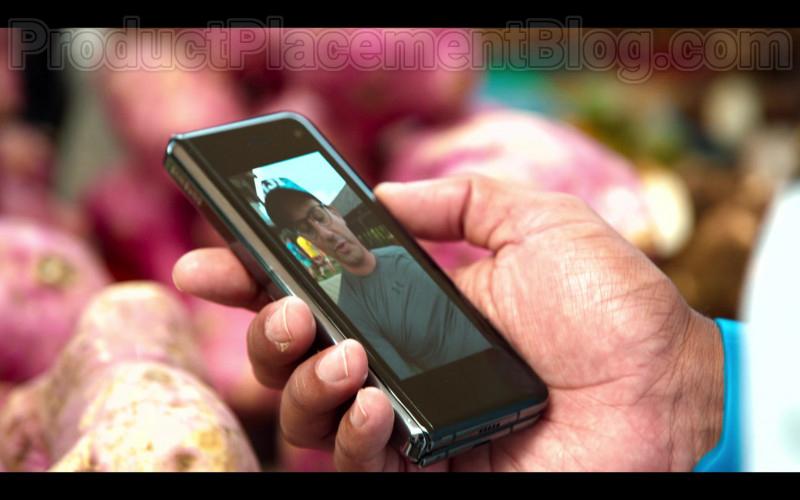 Samsung Galaxy Fold Smartphone in #blackAF S01E08 (2020)