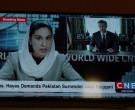 Samsung TV in Homeland S08E09 In Full Flight (2020)