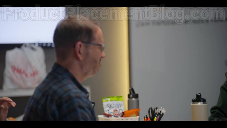 SkinnyPop Popcorn in #blackAF S01E04