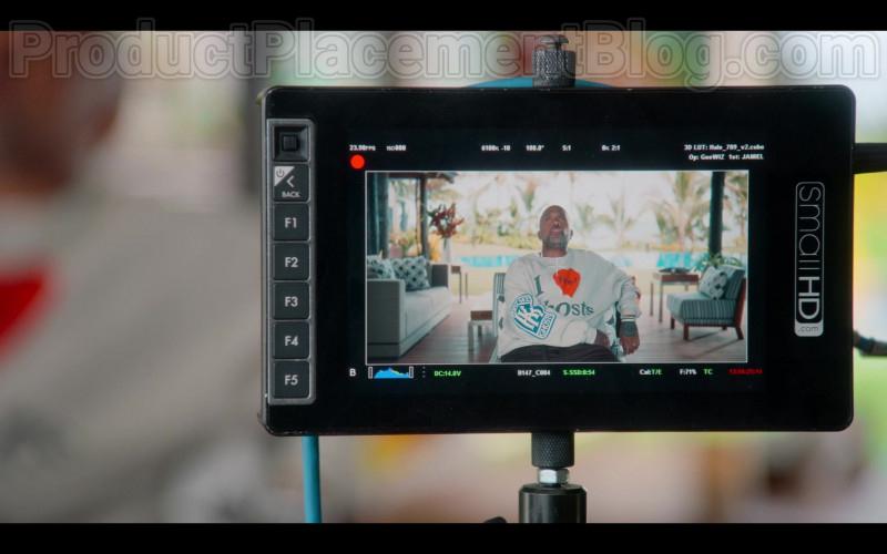 SmallHD Monitor in #blackAF S01E08 (2020)