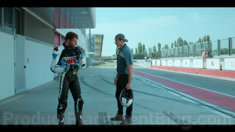 Spidi Motorcycle Jacket and Pants in Summertime S01E01 I Hate Summer (1)