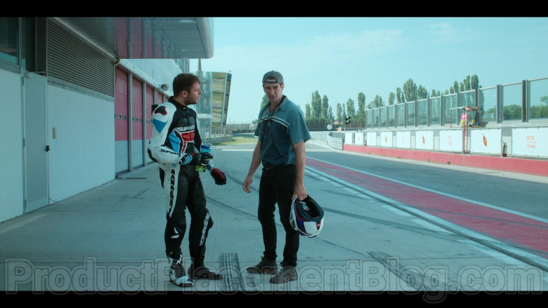 Spidi Motorcycle Jacket and Pants in Summertime S01E01 I Hate Summer (2)