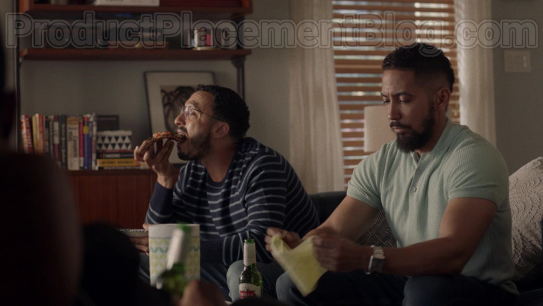 Stella Artois Beer in Insecure S04E02 (2)