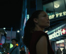 Swatch Store Sign in Westworld S03E04 The Mother of Exiles...