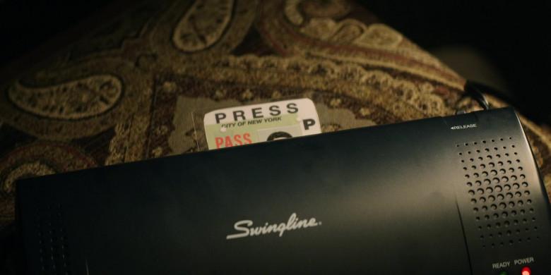 Swingline in Home Before Dark S01E09