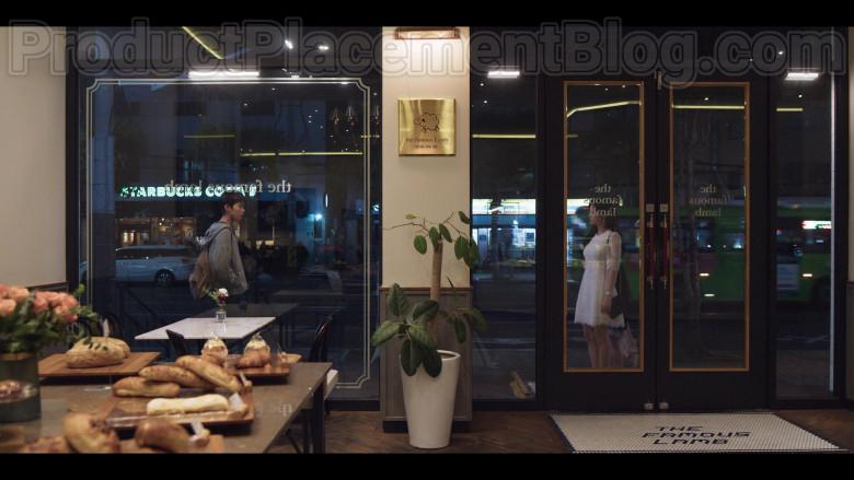 The Famous Lamb Restaurant in Extracurricular Netflix Korean Original Series (1)