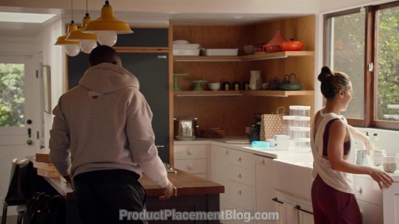 The Marathon Hoodie of J. Alex Brinson in All Rise S01E20 (1)