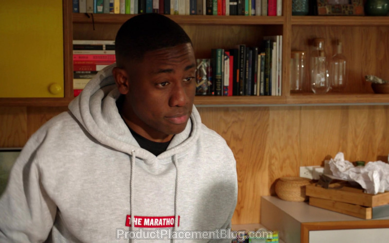 The Marathon Hoodie of J. Alex Brinson in All Rise S01E20 (3)
