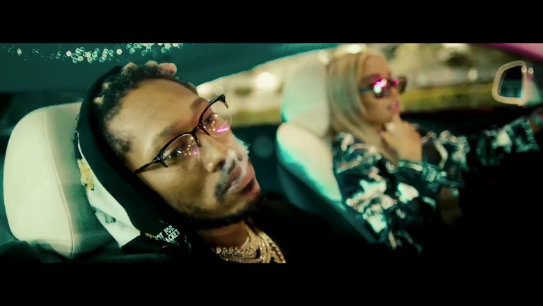 Tom Ford Eyeglasses Worn by Future in Tycoon by Future (2)