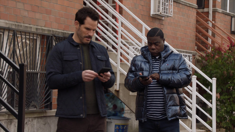 Tommy Hilfiger Down Puffer Jacket of Tracy Morgan in The Last O.G. S03E01 (1)