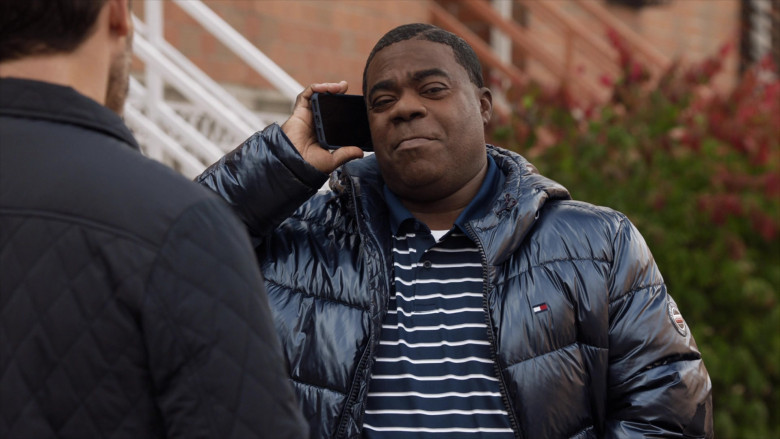 Tommy Hilfiger Down Puffer Jacket of Tracy Morgan in The Last O.G. S03E01 (3)