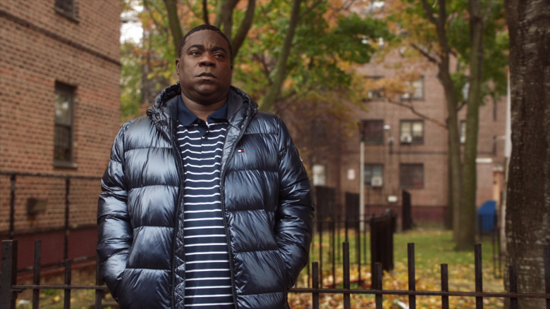 Tommy Hilfiger Down Puffer Jacket of Tracy Morgan in The Last O.G. S03E01 (5)