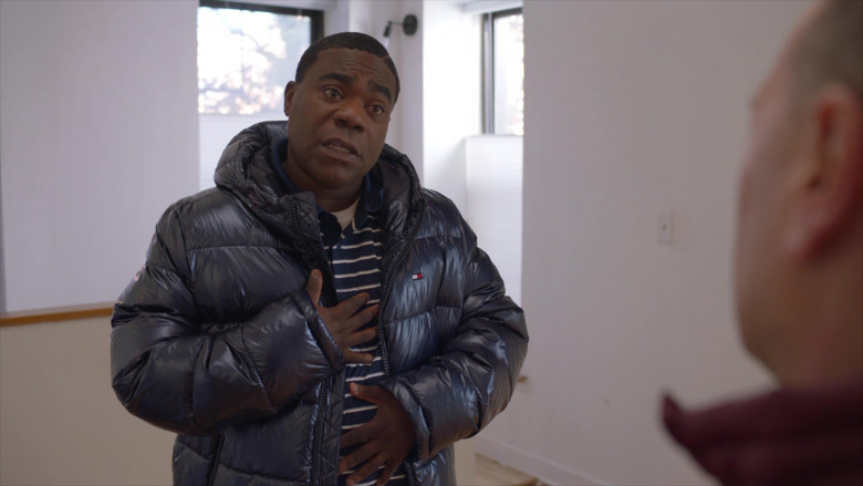 Tommy Hilfiger Down Puffer Jacket of Tracy Morgan in The Last O.G. S03E01 (6)