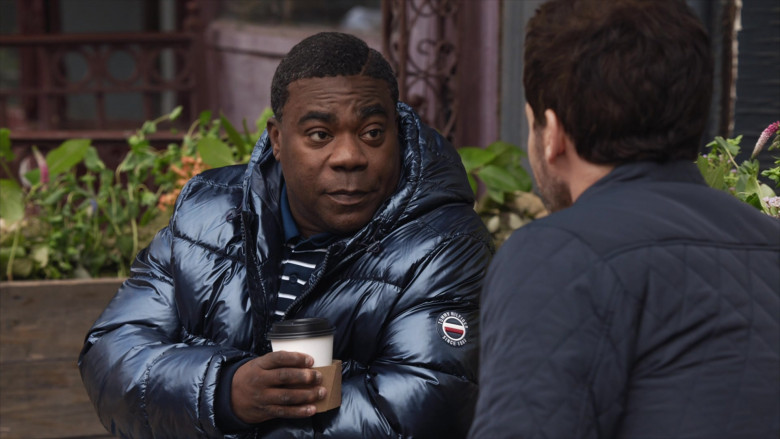 Tommy Hilfiger Down Puffer Jacket of Tracy Morgan in The Last O.G. S03E01 (7)