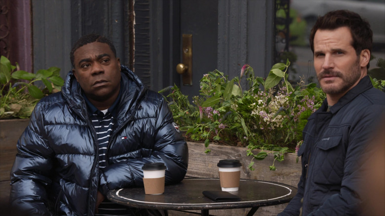 Tommy Hilfiger Down Puffer Jacket of Tracy Morgan in The Last O.G. S03E01 (8)
