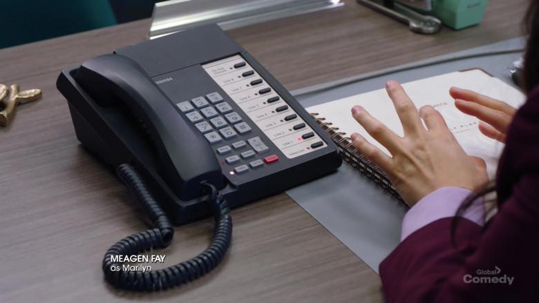 Toshiba Phone in Superstore S05E20