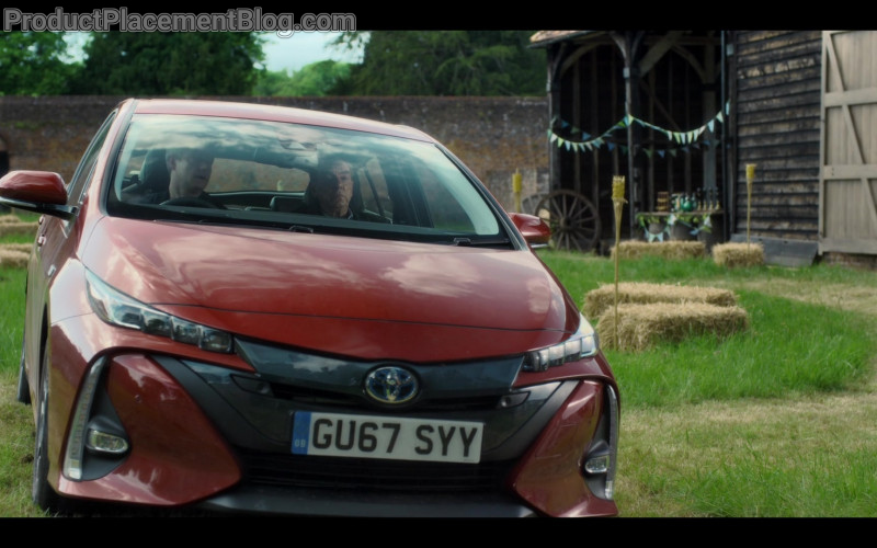 Toyota Car in Breeders S01E08 No Honeymoon (1)