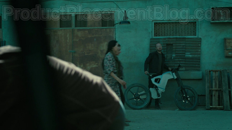 Trefecta Mobility High-Performance Electric Bike Used by Aaron Paul in Westworld TV Show [S03E07] (1)