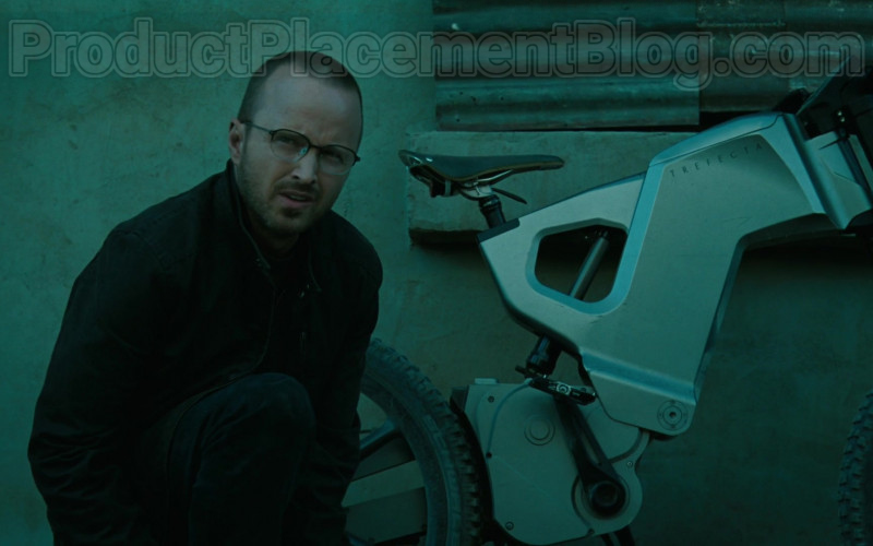 Trefecta Mobility High-Performance Electric Bike Used by Aaron Paul in Westworld TV Show [S03E07] (3)