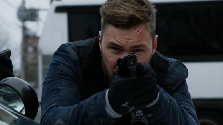 UA Gloves of Patrick John Flueger as Officer Adam Ruzek in Chicago P.D. S07E19 (2)