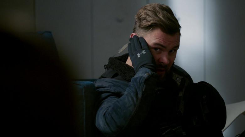 UA Gloves of Patrick John Flueger as Officer Adam Ruzek in Chicago P.D. S07E19 (3)