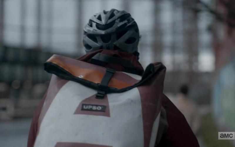 UPSO Bag in Killing Eve S03E01 Slowly Slowly Catchy Monkey (2020)