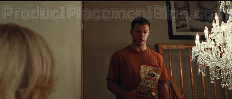 Utz Pretzels, Sourdough Hards in Bad Education Movie (1)