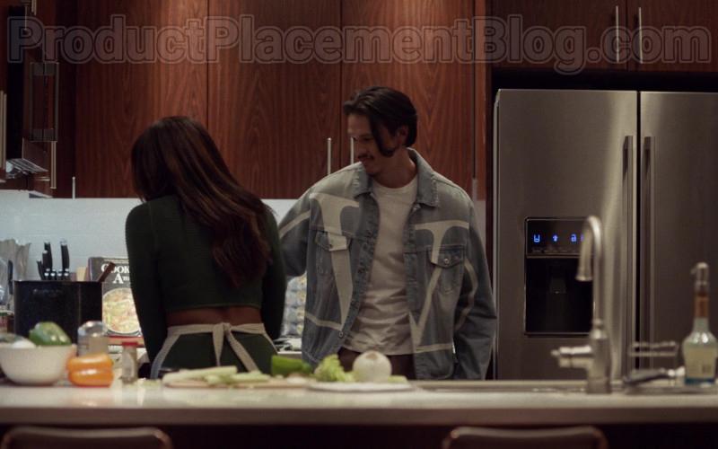 Valentino Men's Denim Jacket in Insecure S04E02
