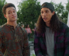 Vans Flannel Shirt for Men in Never Have I Ever S01E08 ... ...