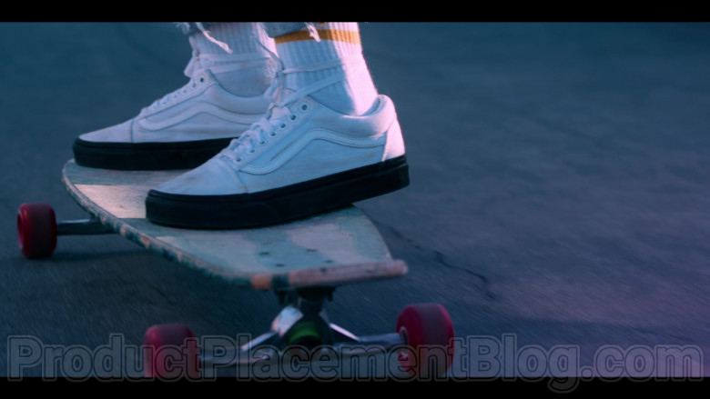 Vans Sneakers of Rebecca Coco Edogamhe in Summertime S01E01 (1)