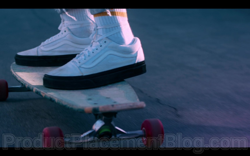 Vans Sneakers of Rebecca Coco Edogamhe in Summertime S01E01 (1)
