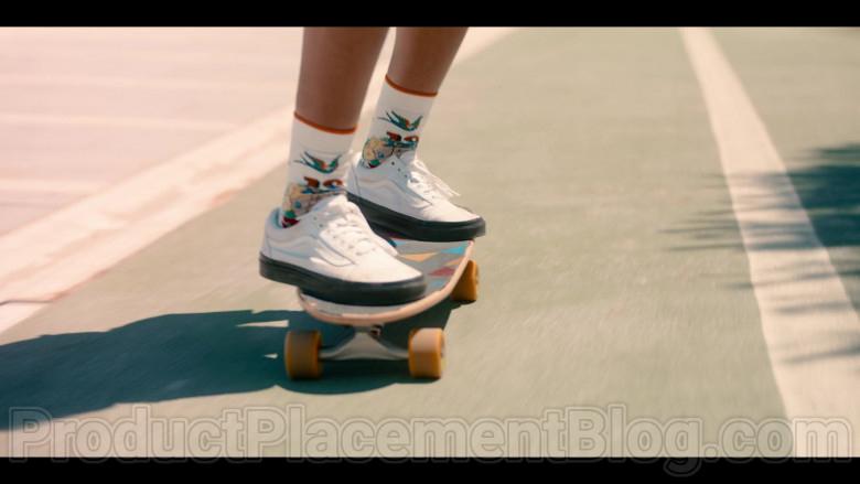 Vans Sneakers of Rebecca Coco Edogamhe in Summertime S01E01 (2)