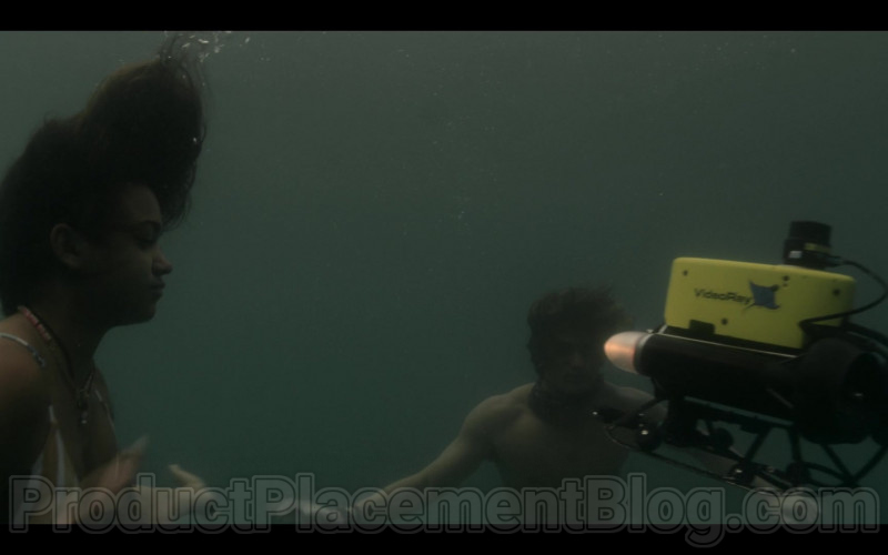 VideoRay Underwater Remotely Operated Vehicle in Outer Banks TV Series (2)