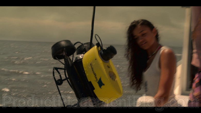 VideoRay Underwater Remotely Operated Vehicle in Outer Banks TV Series (4)